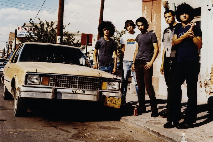 At the Drive-in y el olvido culpable